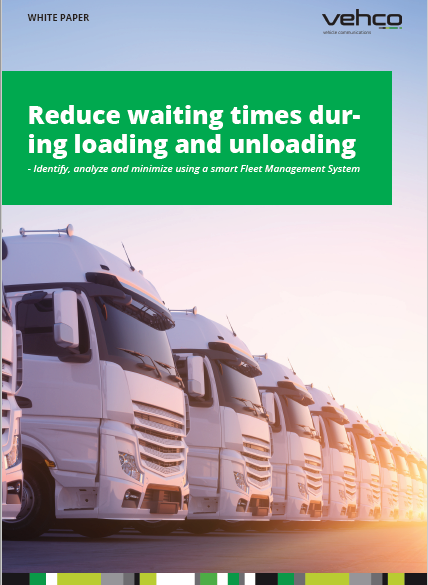 Reduce your waiting times Vehco Whitepaper