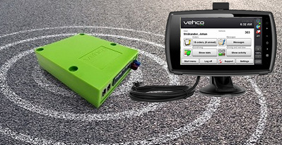Vehco Connect with Vehco Vision